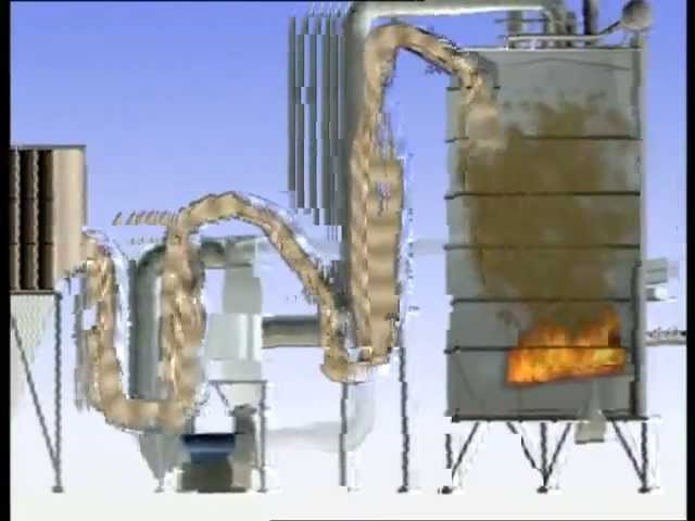 Sanguesa biomass plant