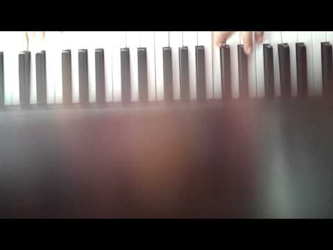Resistance_MUSE- Piano Cover by Me.