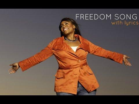 Mandisa — Freedom Song — Lyrics Video