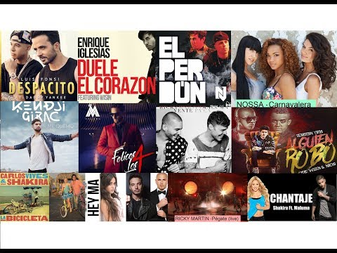 Latin & Caribbean hits (4)
