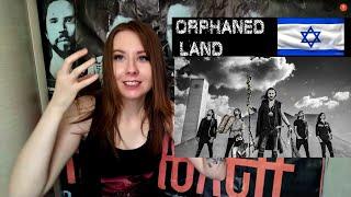 Russian reaction ORPHANED LAND feat. Hansi Kürsch - Like Orpheus. English subtitles