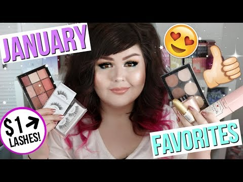 Best In Beauty January Favorites | 2018