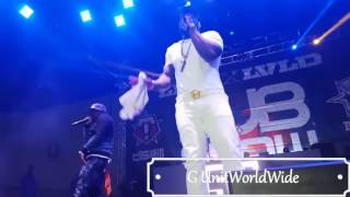 50 Cent G Unit Perform No Romeo No Juliet DUB Show Los Angeles Ca