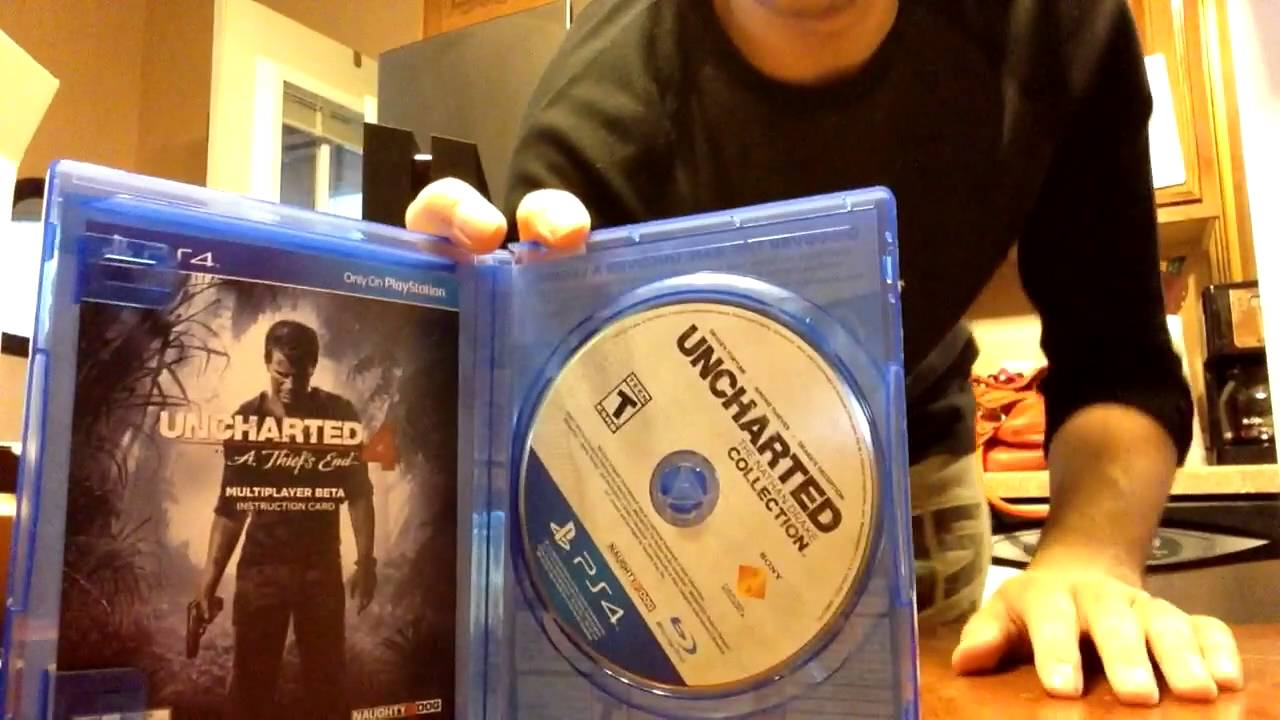 Playstation 4 Unboxing The Nathan Drake Collection Bundle