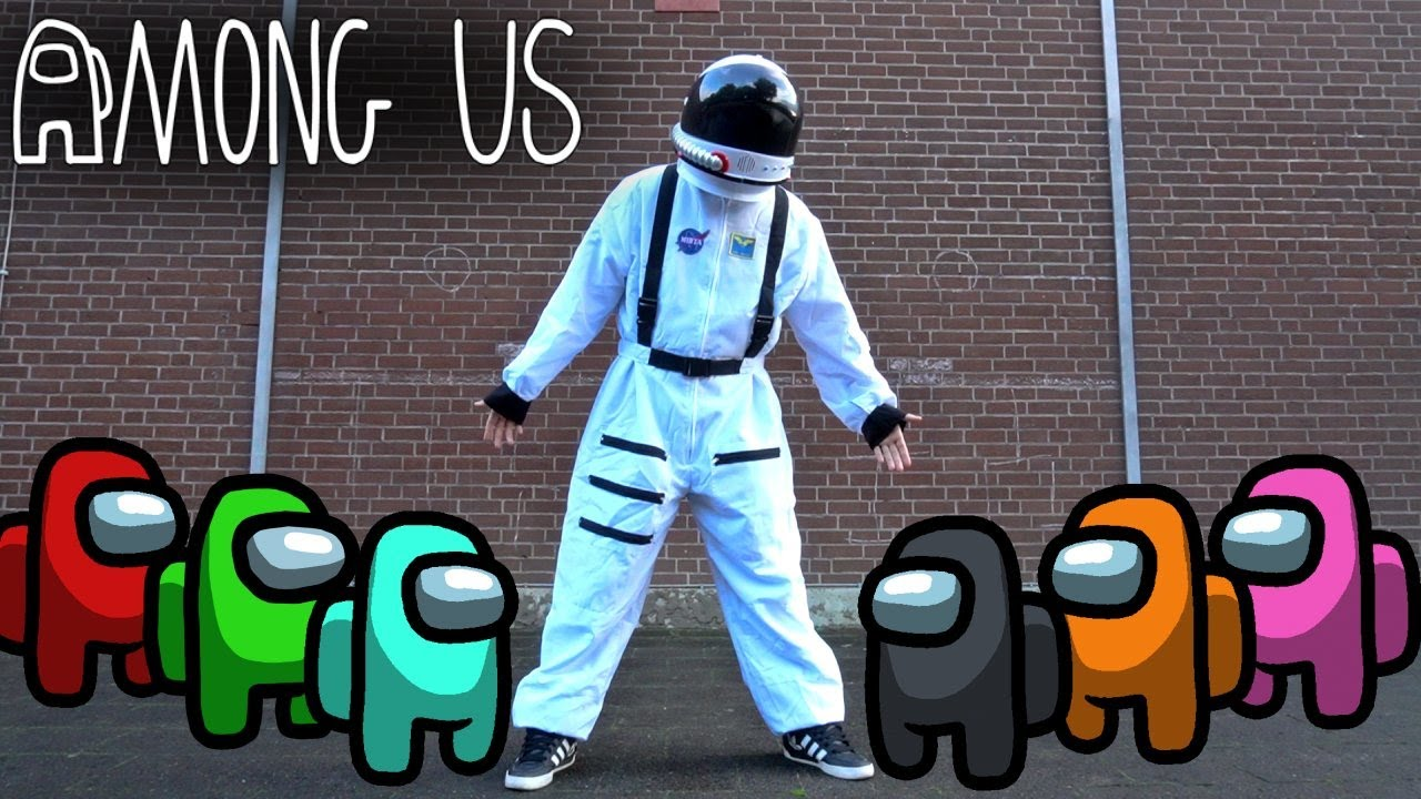 Among Us - Act So Sus (Shuffle Dance)