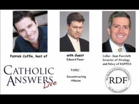Atheist Spokesman Calls in on Catholic Talk Show