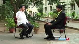 """Paesum Thalaimai - Arunachalam Muruganantham who revolutionised """"Sanitary Napkins"""" 4/4   16-03-15"""