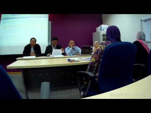 Sesi Dialog SKMM and pengamal radio amatur di Malaysia
