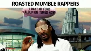 When Snoop Dogg roasted Mumble rappers #snoopdogg#50cent #migos