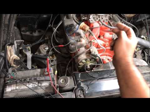 internally regulated GM 3 wire conversion UPDATE and INFO