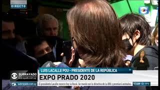 Presidente a favor de extender la evaluación de escolares a dos años: 2020 y 2021