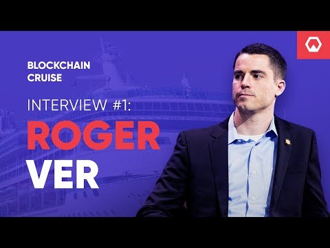 Roger Ver on Charlie Lee, Bitcoin Cash, Carl Marx and mud pies - Tokenbox Cruise Interview #1