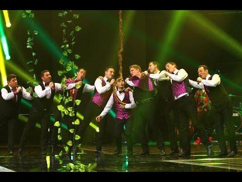 """""""Jungle Book Theme"""". Vezi interpretarea trupei Bravissimo din a doua gală live X Factor!"""