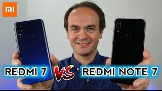 REDMI 7 vs REDMI NOTE 7 -  Qual é a melhor opção ?