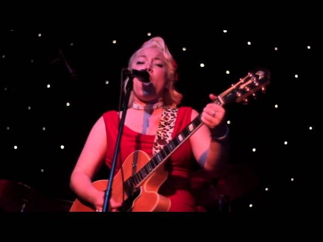 "Eryn Shewell & The Whiskey Devils Live ""Afraid of The Dark"""