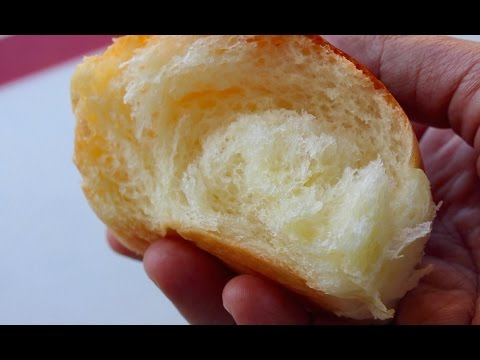 eggless dinner rolls/milk bread recipe --Cooking A Dream - YouTube