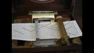 modified Mr. Christmas Music Box and 1960