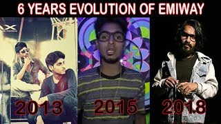 6-years-evolution-of-emiway-bantai