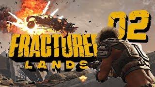 ZABIŁEM KOLEGĘ SHROUDA - Fractured Lands (PL) #2 (Gameplay PL)