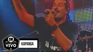 Kapanga (En vivo) - Show Completo - CM Vivo 2009