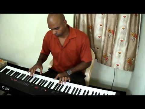 Muskurane ki wajah (City Lights) on Piano