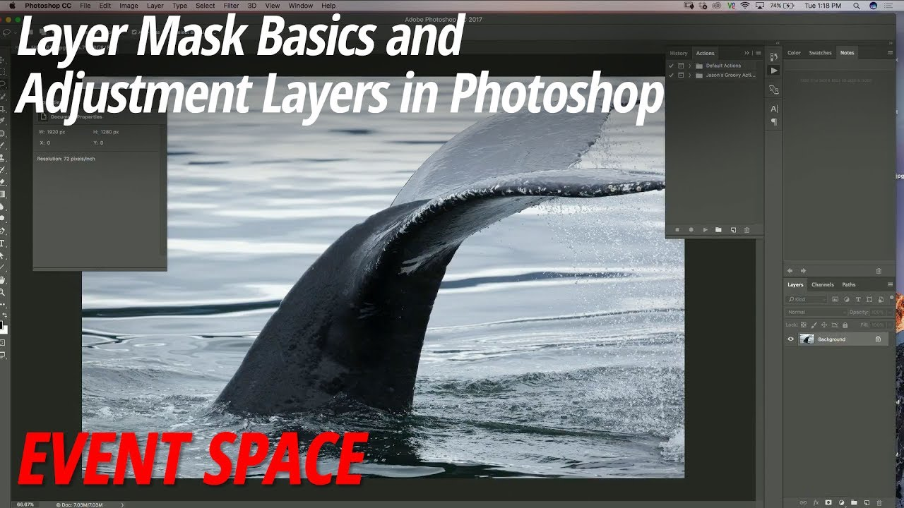how to add layer to make adjustment to multiple layers