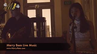 "Merry Bees - Priscilla Tan (feat John Lye) sings ""Dear Future Husband"" by Megan Trainor"