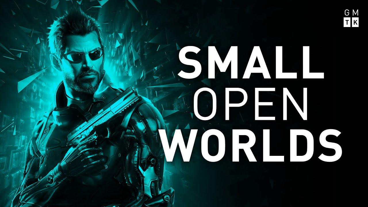 deus ex mankind divided open world