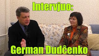 Intervjuo: German Dudĉenko