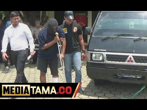Berusaha Kabur, Pencuri Spesialis Pickup dan Truk di Tembak