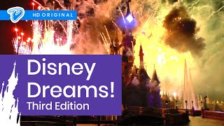 Disney Dreams! Disneyland Paris 2015 FULL SHOW with Frozen