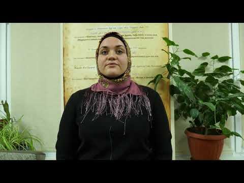 Важность украинского платка для мусульманок. Обращение активистки ВАМ из Одессы