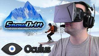 Oculus Rift DK1 - SnowDrift (1440p)