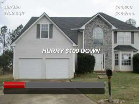 Atlanta Ga Rent To Own Homes And Lease Purchase Homes Atlanta Ga