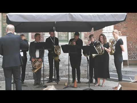Opening International Horn Symposium 2019 Gent(1)