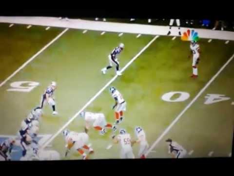 Wes Welker Missed Catch Super Bowl 46