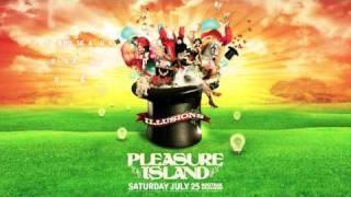 Pleasure Island trailer 2009: Illusions!