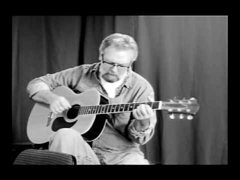 Carolina In My Mind, James Taylor - Tim Wallis acoustic instrumental