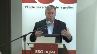 Conférence: «Découvrez le Centre d'entrepreneuriat ESG UQAM»