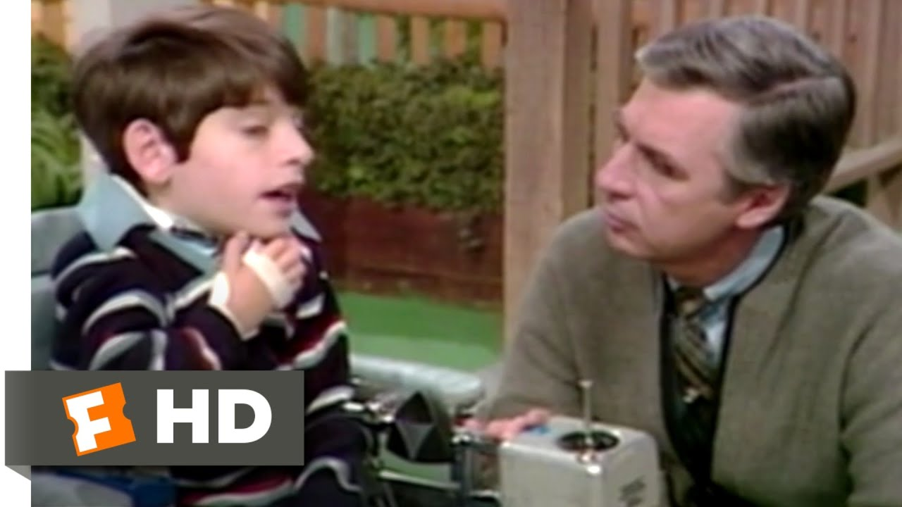 Won T You Be My Neighbor 2018 Mister Rogers Jeff Erlanger Scene 8 10 Movieclips Youtube