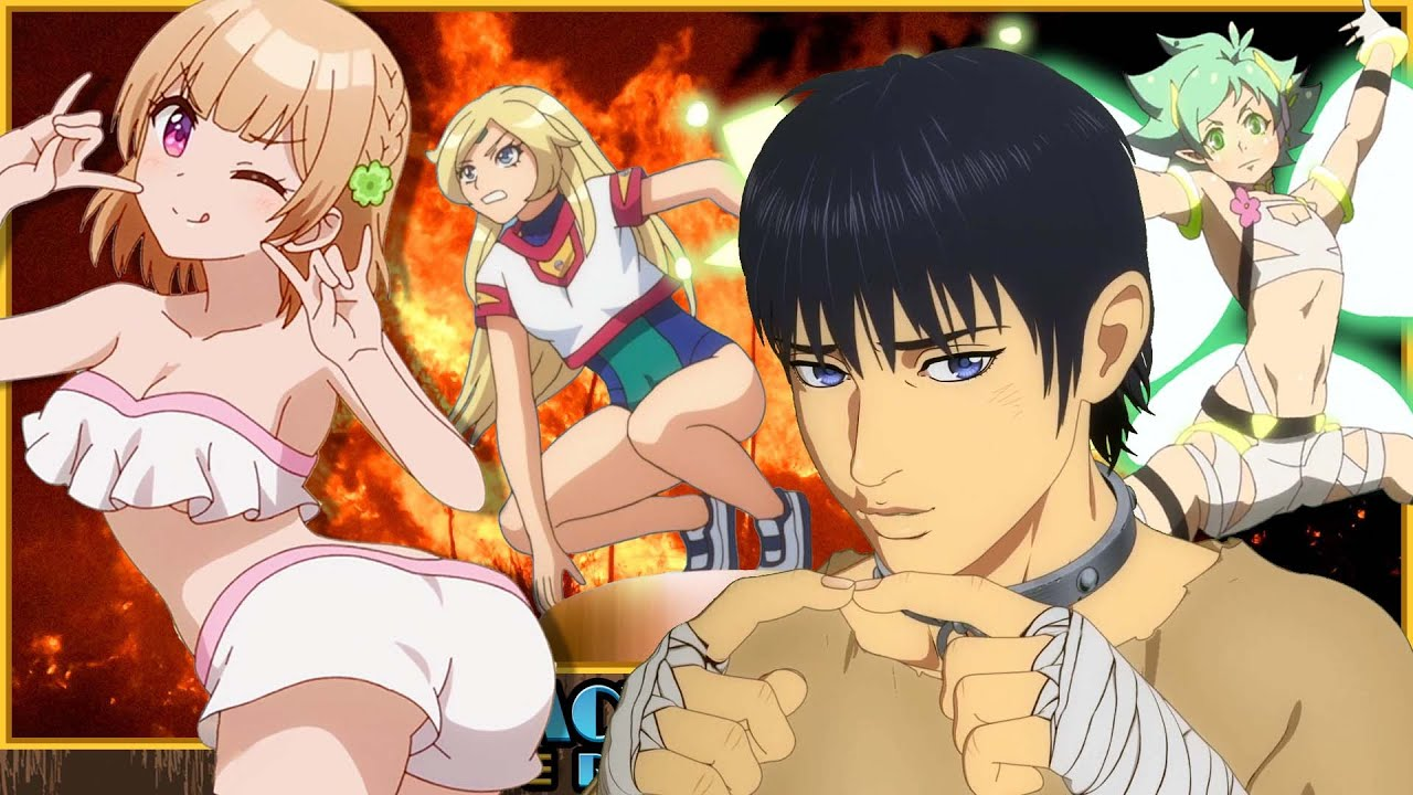 HOTTEST TRASH Anime - Spring Cleaning 2021