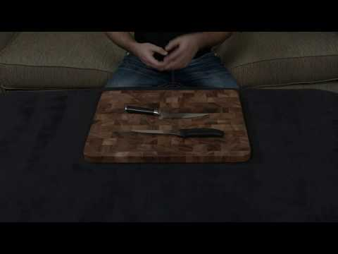 shun classic vs victorinox fibrox boning and fillet knife youtube. Black Bedroom Furniture Sets. Home Design Ideas