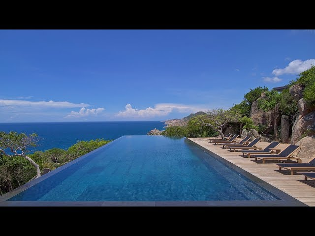 AMANOI: BEST LUXURY HOTEL IN VIETNAM (PHENOMENAL!)