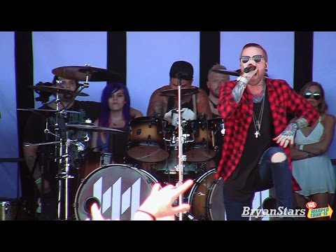"Memphis May Fire - ""Stay The Course"" Live in HD! at Warped Tour 2015"