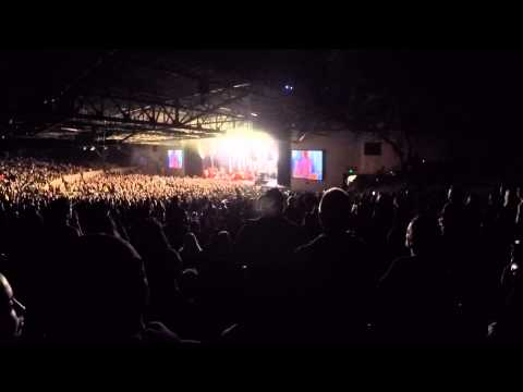 Marilyn Manson & The Smashing Pumpkins, LIVE, Concord Pavilion, CA (July 7 2015)