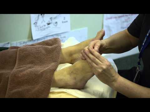 Accupuncture & Reflexology Complementary Therapies in the NHS