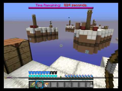 Skywars Solo Adventures Ep.20- Welcome to crap land...