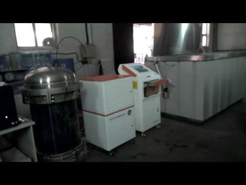 PE PVC pipe test
