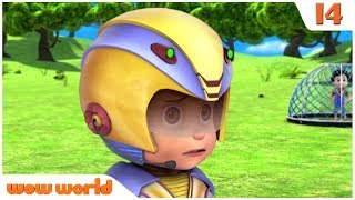 The Procession of Rats | Vir The Robot Boy in English | Action Cartoon for Kids | Wow World