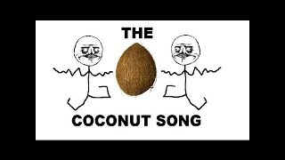 """The Coconut Song but every time they say """"coconut"""" or """"nut"""" the song speeds up by 3%"""